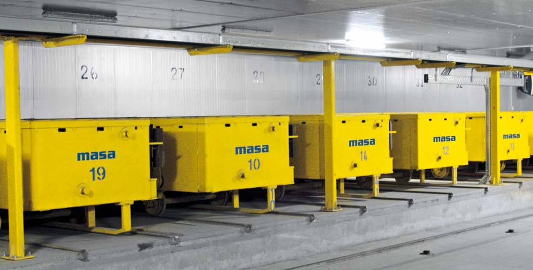 蒸压加气混凝土板材生产工艺流程(二)