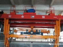 烟台宏源新型建材公司一期生产线改造后试运行